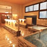 万年湯_浴室_新宿区