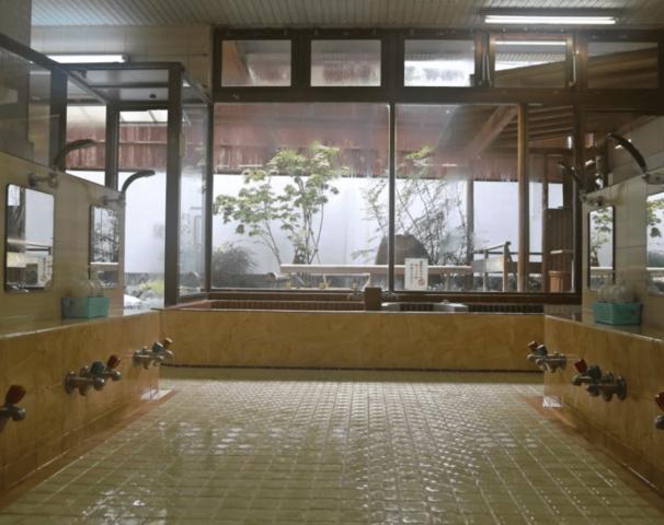 竹の湯_浴室_足立区